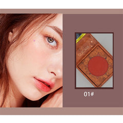 Face Blusher Powder For Rouge Makeup