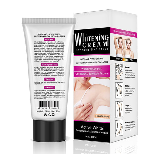 Whitening Body Cream