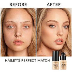 Oil-control Easy to Wear Foundation