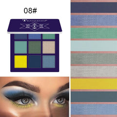 9Color Eyeshadow Palette