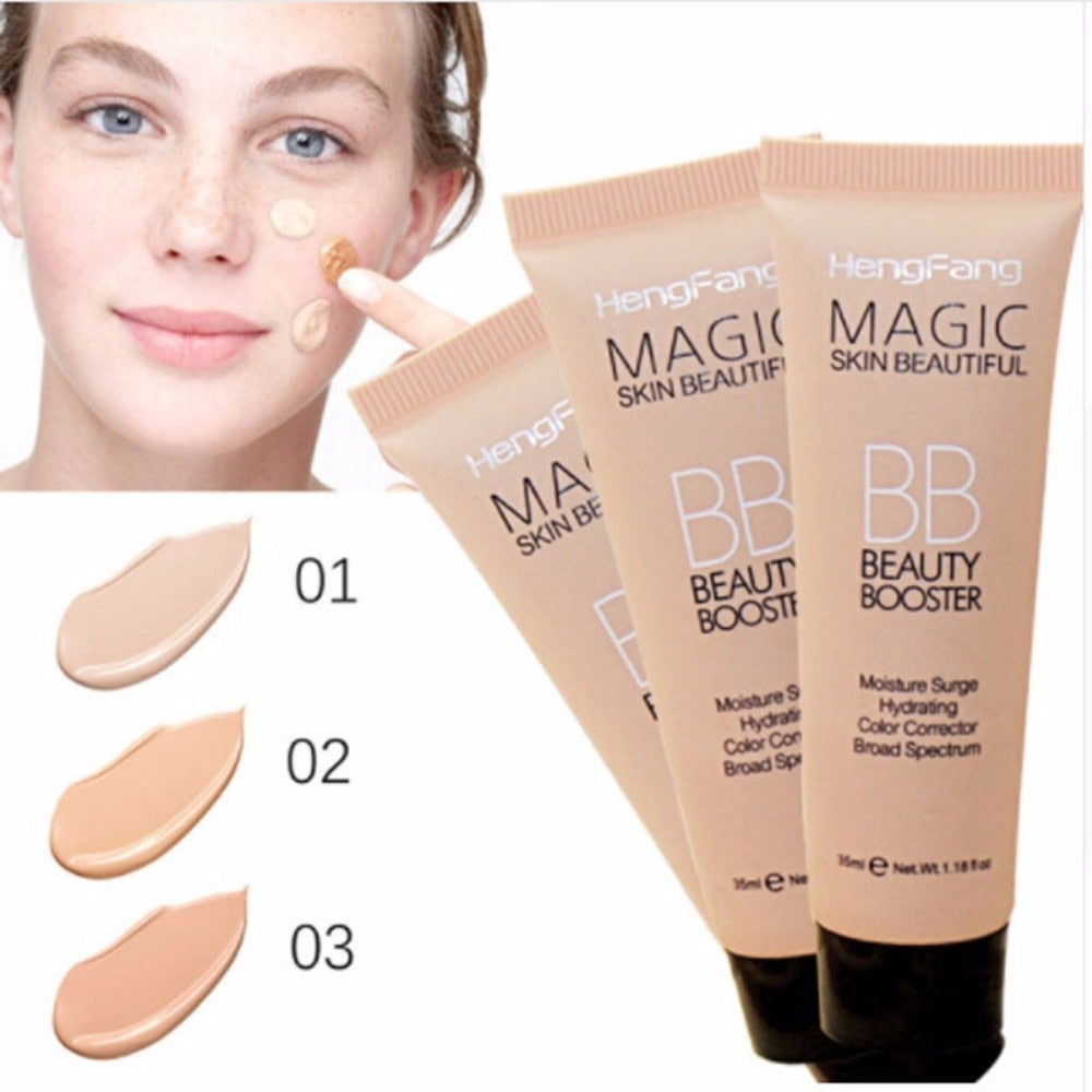 1Pcs Natural BB Cream Perfect Face Color