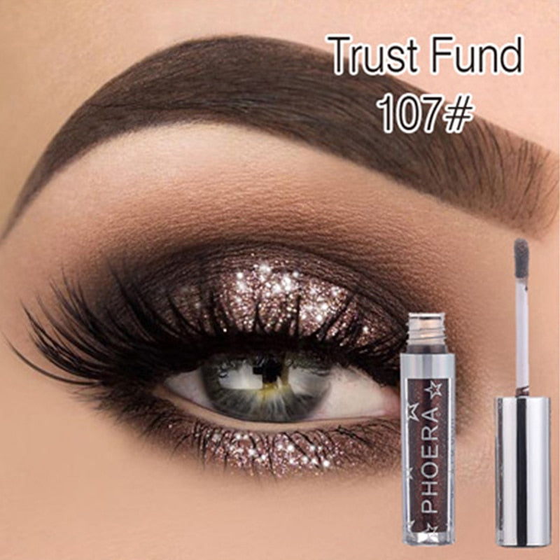 Waterproof Liquid Eyeshadow Glitter