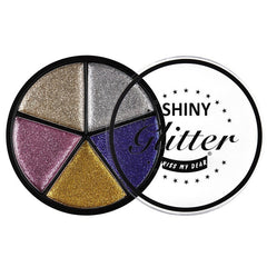 Waterproof Glitter Eyeshadow