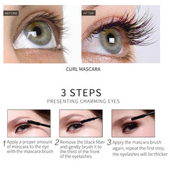 QIBEST Waterproof Mascara