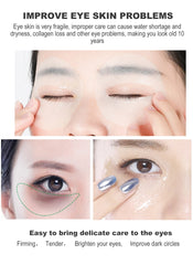 EFERO Collagen Eye Mask - powermakeup