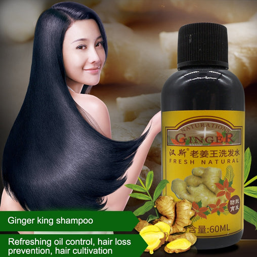 Ginger Hair Loss Shampoo