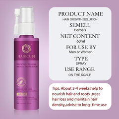 Fast Hair Growth Essence Oil