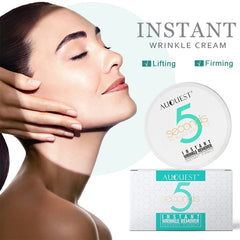 5 Seconds Wrinkle Remover Cream - powermakeup