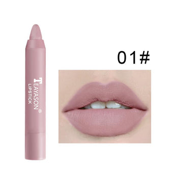12 Colors matte Lip Tint Lipstick