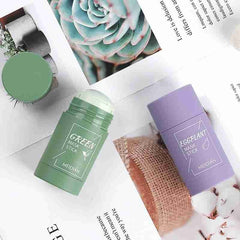 Green Tea Cleansing Solid face Mask - powermakeup