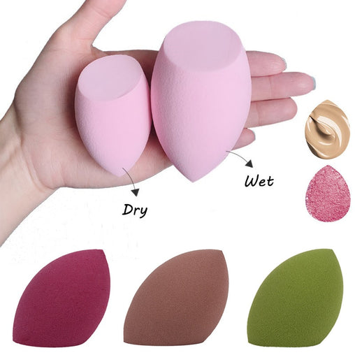 1pcs Water Drop Shape Cosmetic Puff