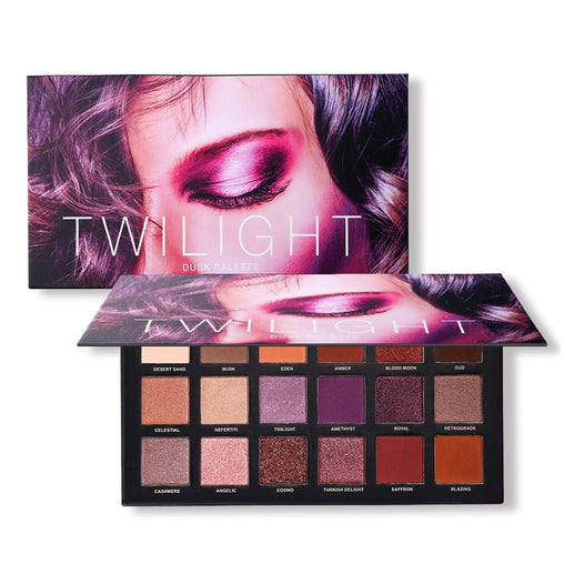 TWILIGHT Professional 18 Color Eye Shadow Palette