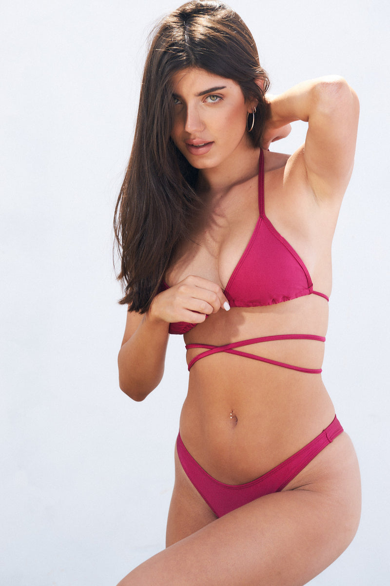 Cherry Set - Classic Top, Eve Bottom
