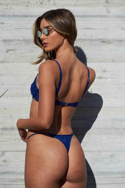 Sparkling Royal Blue Taylor Bottom