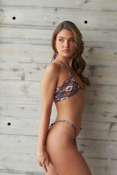 Bali Set - Babe 21 Top, Villon Bottom