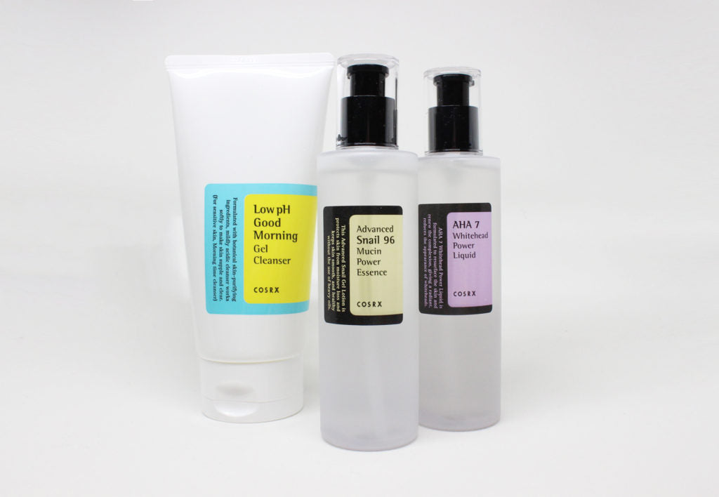 3 Cosrx Products