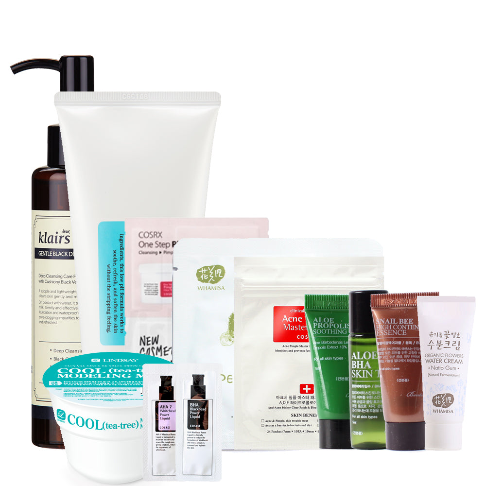 Acne Prone Package