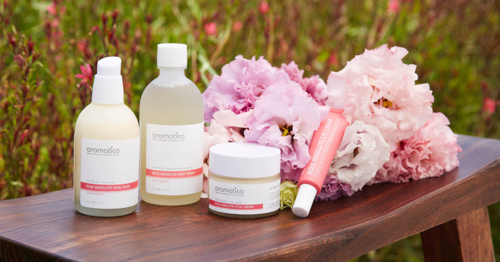 Aromatica Rose set