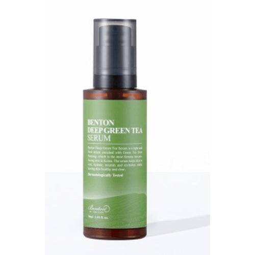 Deep Green Tea Serum Benton