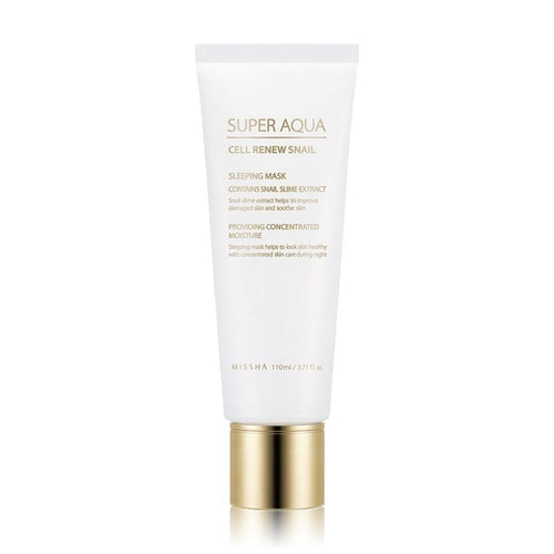 MISSHA Super Aqua Cell Renew Snail Sleeping Mask