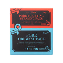Load image into Gallery viewer, Caolion Premium Hot & Cool Pore Pack Duo_box
