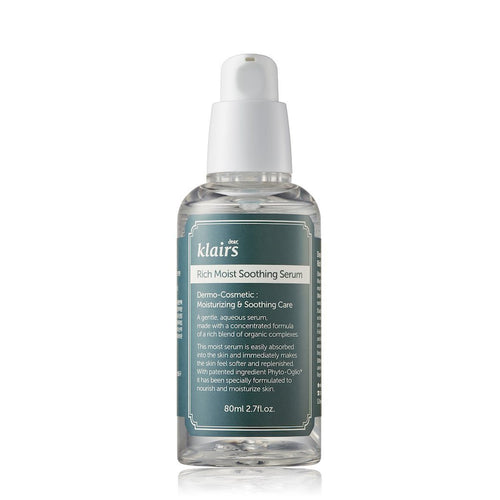 Rich Moist Soothing Serum Klairs