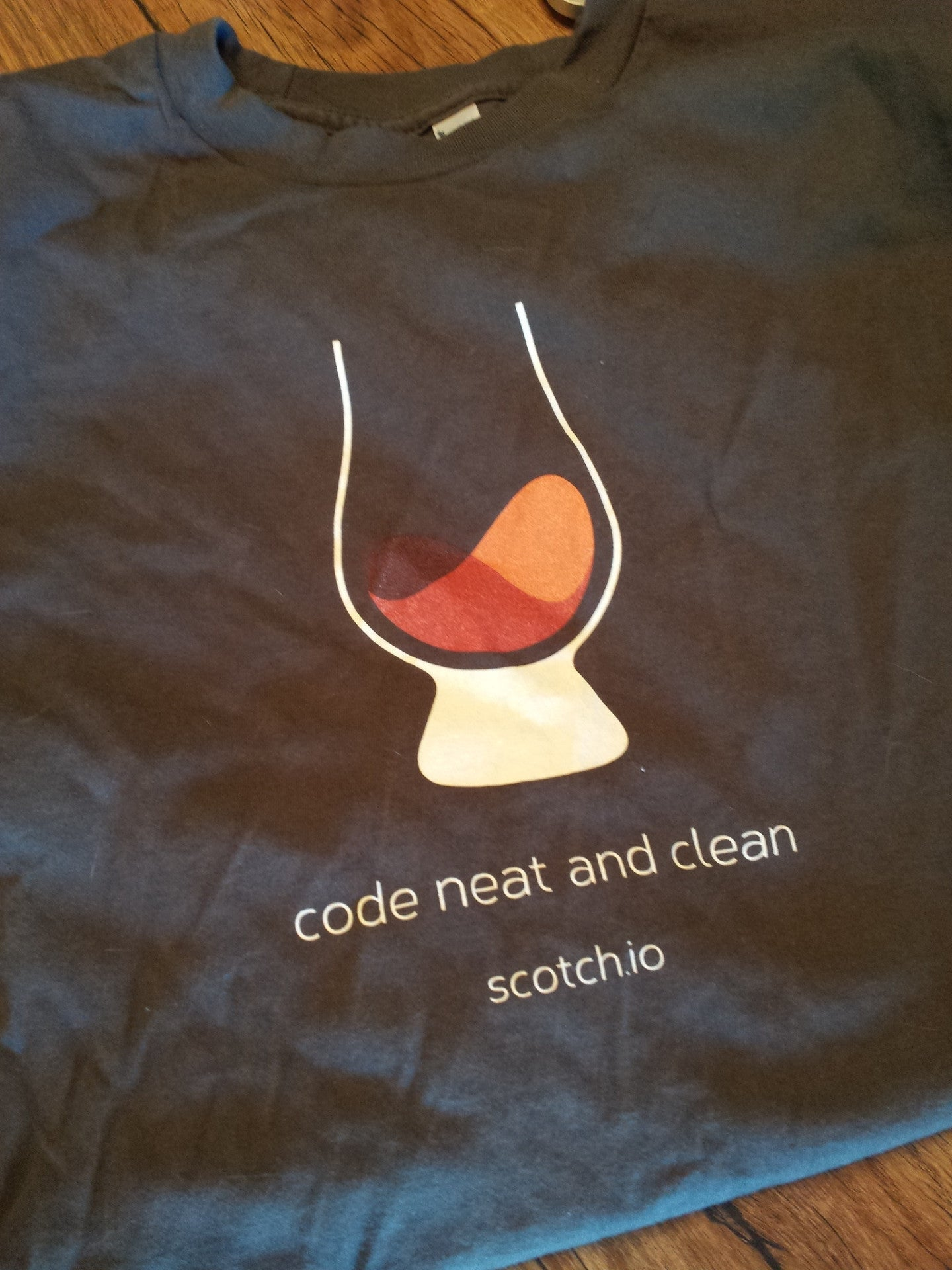 Code Neat and Clean T-Shirt