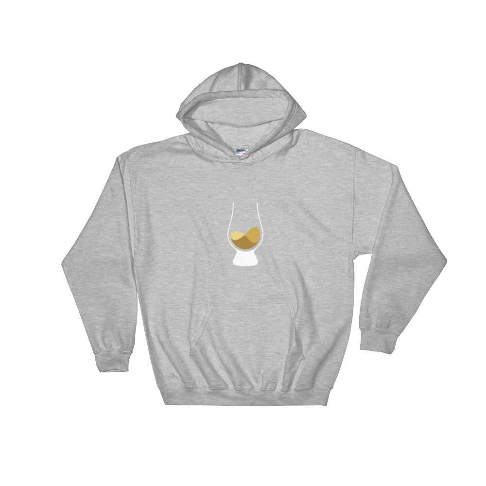 Hooded Scotch Sweatshirt