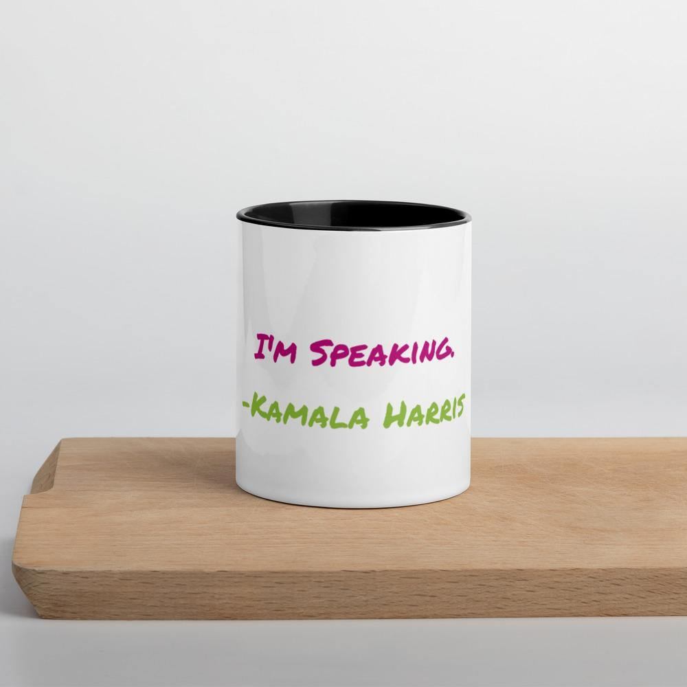 I'm Speaking. -Kamala Harris - LoveLeeBliss