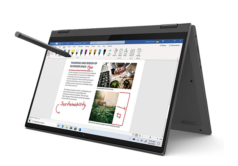 Ideapad Flex 5 Intel i3 10th Gen