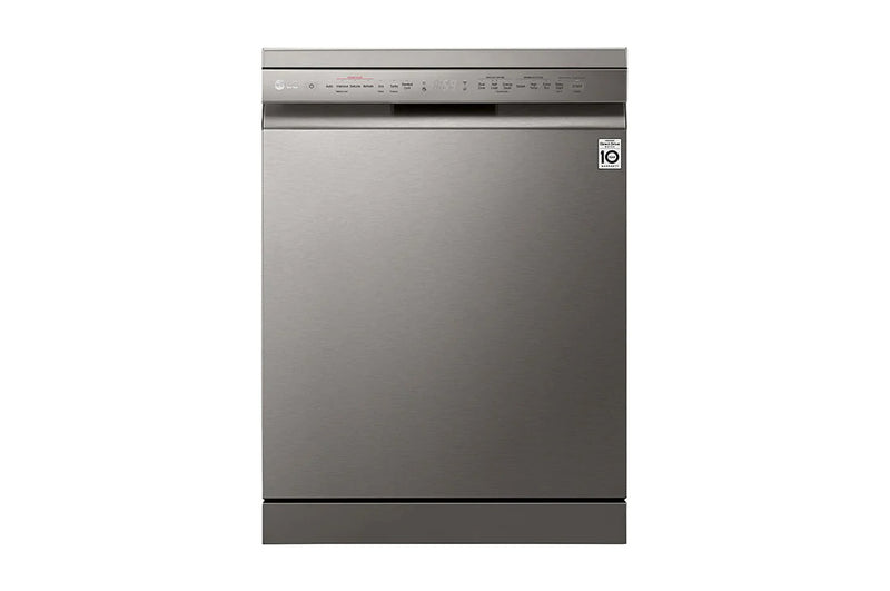 14 Place Dishwasher - Platinum Silver 3