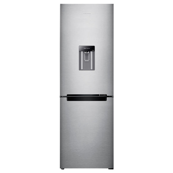 288L Nett Frost Free Top Fridge Bottom Freezer Combination Fridge With Water Dispenser - Metal Graphite
