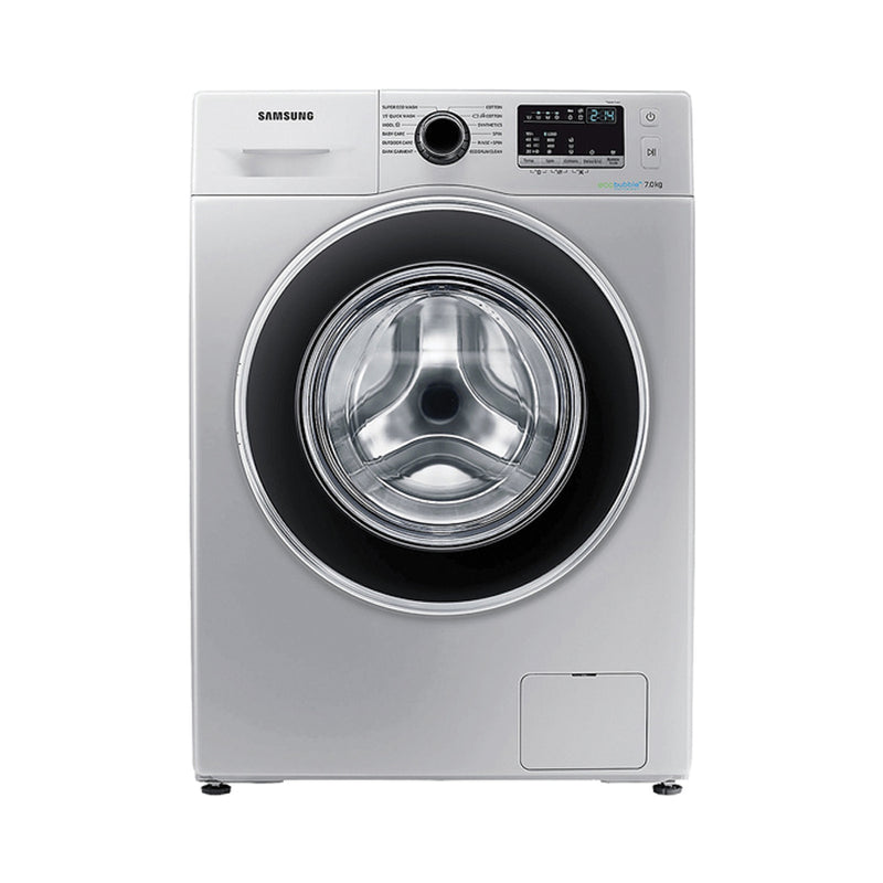 WW70J4263GS/FA Front Loader Washing Machine – Silver (7kg)