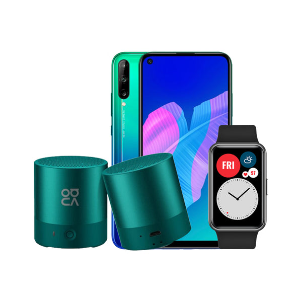 Y7 P + Mini Speakers + Watch Fit