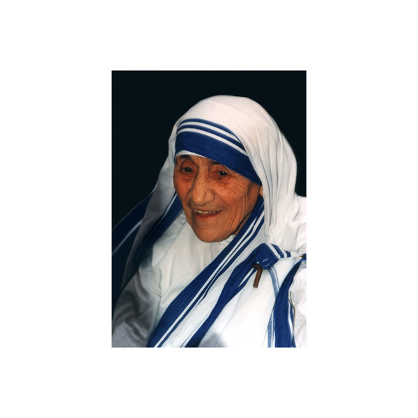 ST. MOTHER TERESA AND THE SIX-YARD-LONG STORY