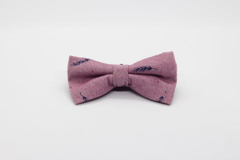 The Cotton Flamingo (Bow Tie)