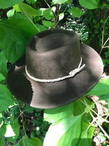 """The Vineyard Grove"" Hat in Barrel Brown"