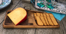 Load image into Gallery viewer, Bornholm Cheeseboard with Knife