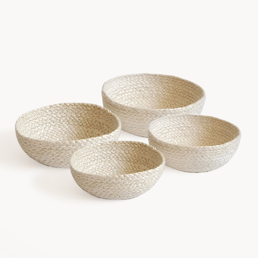 Kata Candy Bowl - White (Set of 4)