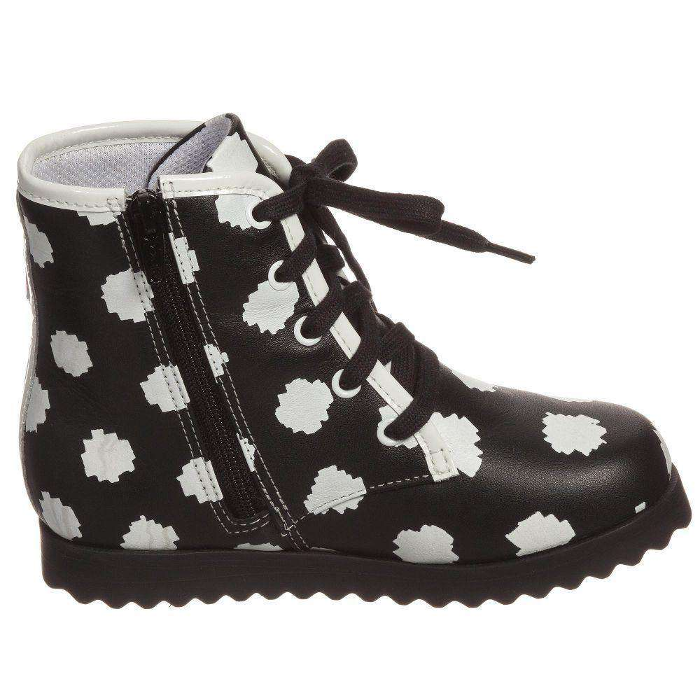 SOPHIA WEBSTER BABY GIRLS WILY BOOTS SHOES EU 23 UK 6