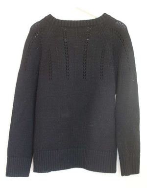 BONPOINT KIDS UNISEX WOOL KNIT SWEATER 6 YEARS