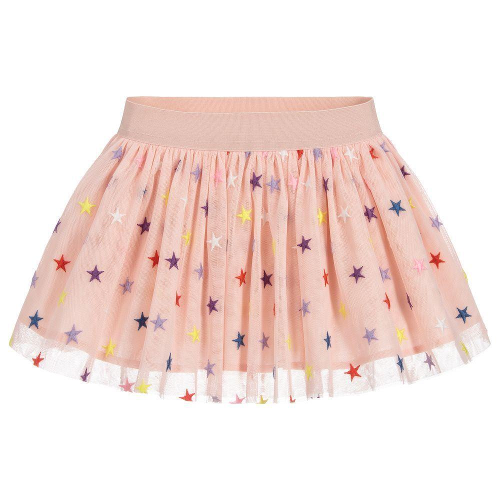 STELLA MCCARTNEY KIDS GIRLS TULLE SKIRT 6 YEARS