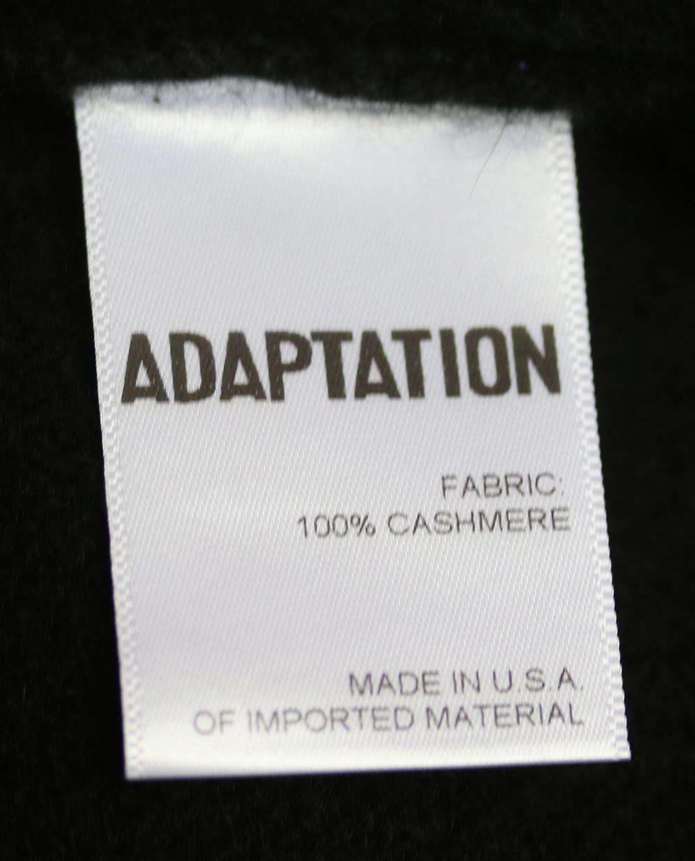 ADAPTATION HOLLYWOOD FOREVER CASHMERE CARDIGAN SMALL