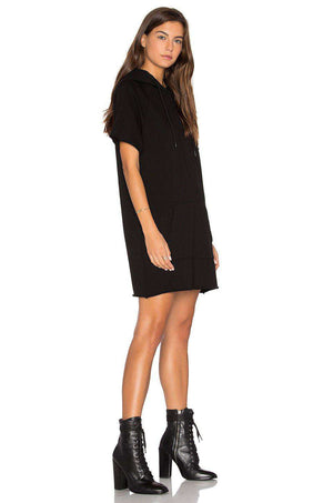 COTTON CITIZEN MILAN CUT OFF DRESS XS