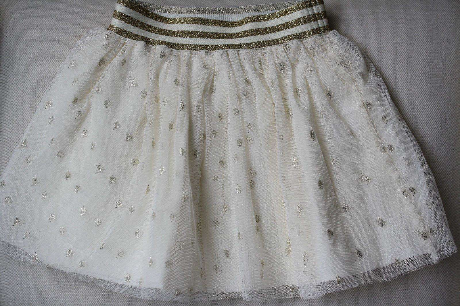 MARIE CHANTAL BABY GOLD POLKA DOT TUTU 24 MONTHS