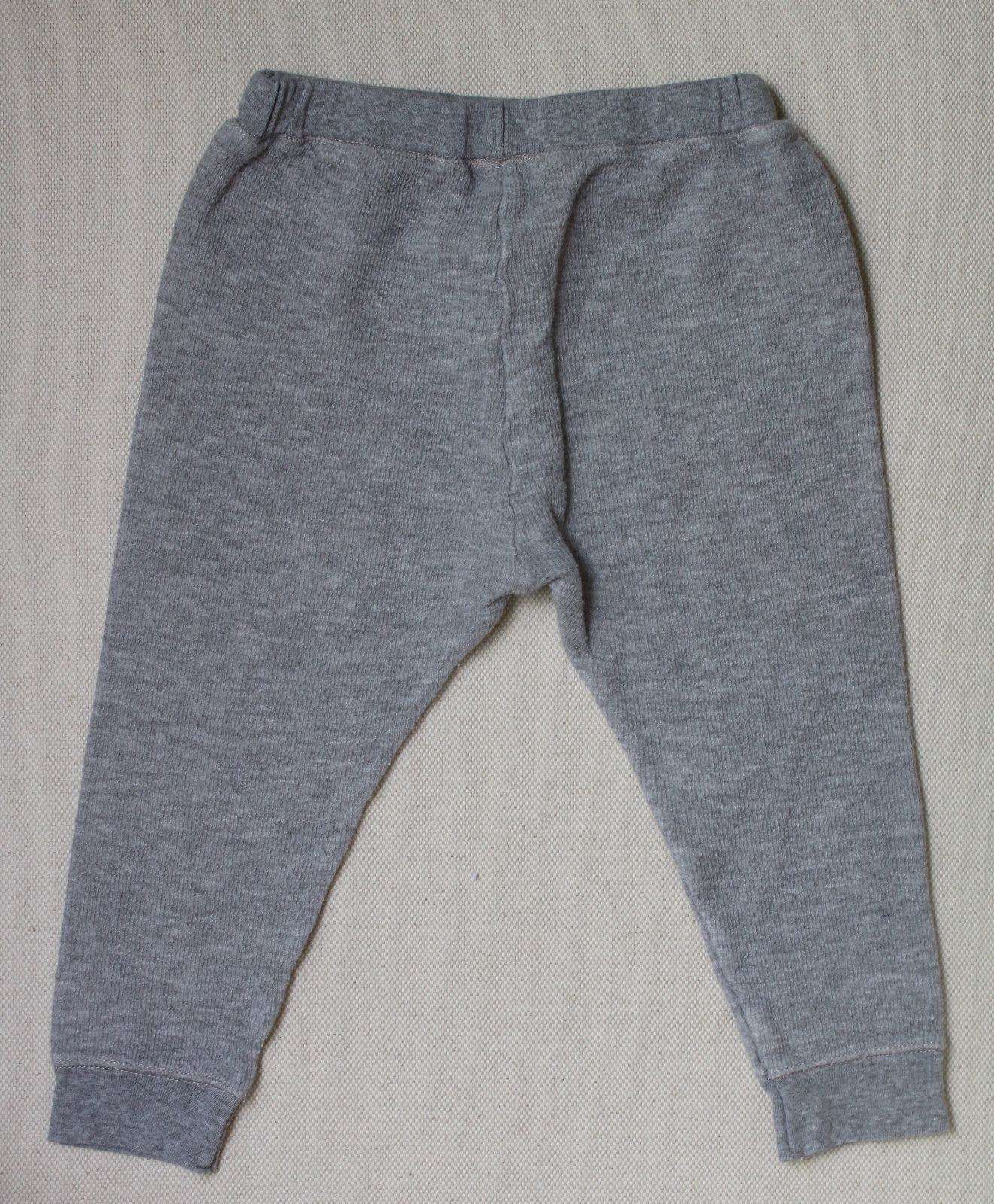 BONPOINT BABY GREY JERSEY TRACKSUIT 2 YEARS