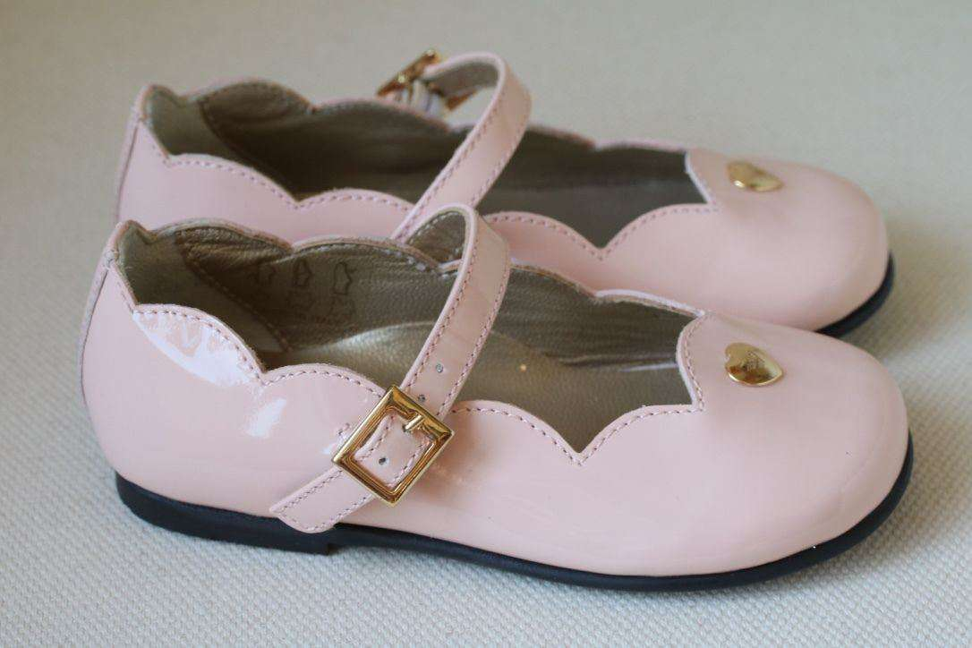 ARMANI BABY GIRLS PINK SHOES EU 23 UK 6