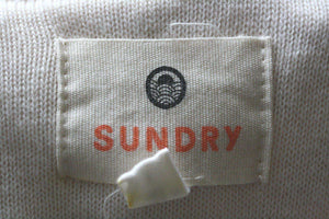 SUNDRY EVERYDAY IS LIKE SUNDAY HOODIE SIZE 1 SMALL