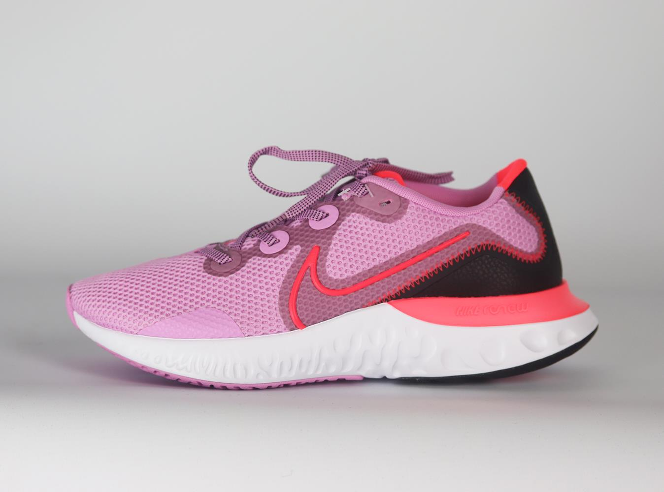 NIKE RENEW RUBBER AND PVC TRIMMED MESH SNEAKERS EU 40 UK 6 US 8.5