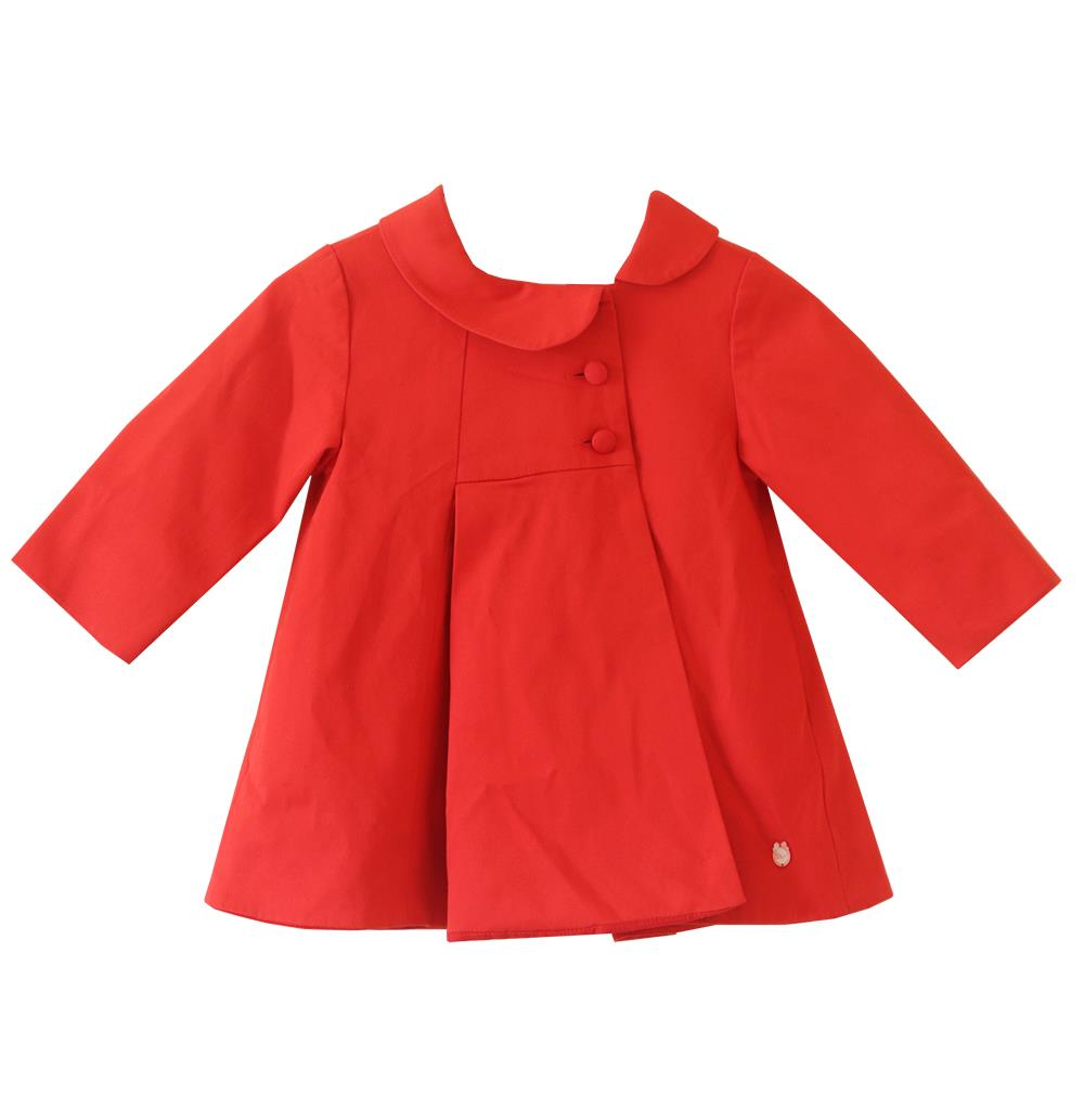 BABY DIOR BABY GIRLS COTTON BLEND JACKET 6 MONTHS